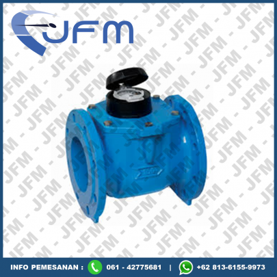 WATER METER ITRON Woltex 6 INCH (150 mm)