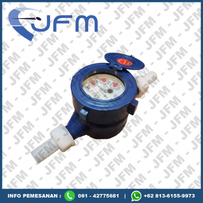 WATER METER CALIBRATE DN15 (½ INCH) ABS
