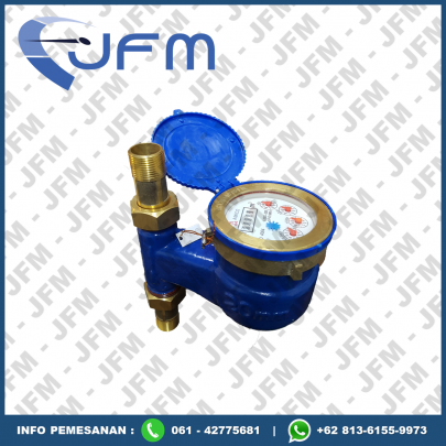 WATER METER AMICO DN20 ¾ INCH VERTICAL (20 mm)