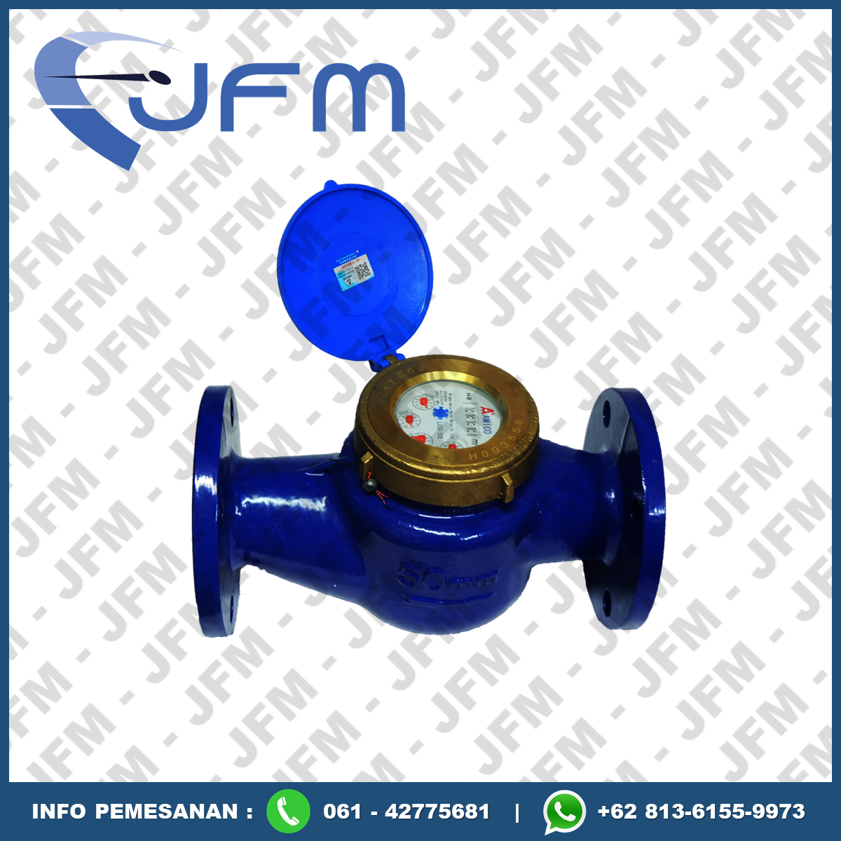 WATER METER AMICO 2 INCH (DN50) Type LXSG-50E