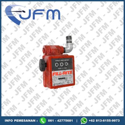 meteran minyak Fill-rite Tn 740 (Flow meter Fill Rite)