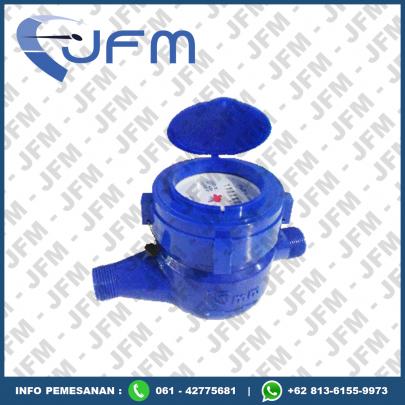 Water meter onda body plastick O.5 inch (1/2″)