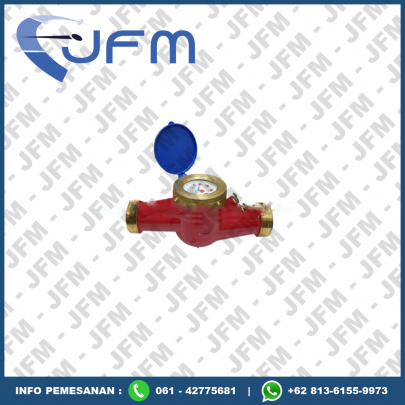 "Flow meter Air panas 1 inch - Hot water meter 25MM - SHM water meter air panas 1"""