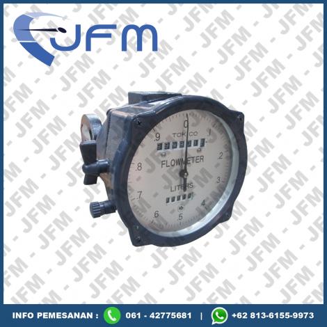 FLOW METER TOKICO Type FGB835BDL-04X (RESET) 1 INCH (25mm)
